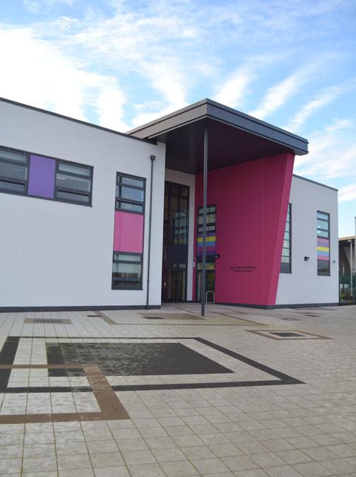 Yew Tree Primary School, Liverpool.
