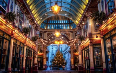 Things to do in London At Christmas 2016