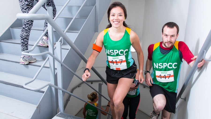 TEAM Quantity Surveying & Project Management Ltd to do the Gherkin Challenge on the 22nd November 2017 for the NSPCC