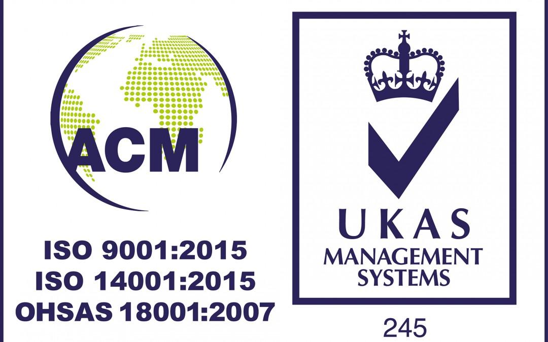 Headline News: Quantity Surveying & Project Management Ltd Achieves ISO Accreditation