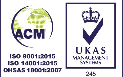 Headline News:  Quantity Surveying & Project Management Ltd Achieves ISO Accreditation