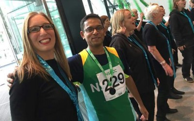 The Quantity Surveying & Project Management Ltd Team raised a whopping £902.50 for the NSPCC