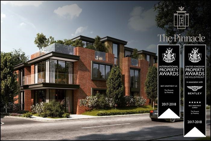 The Pinnacle, Esher – Meadway Homes – Best Appartment UK